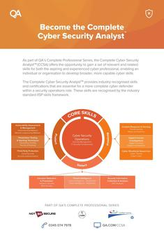 Become the Complete Cyber Security Analyst 2017