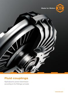 Fluid couplings 2017