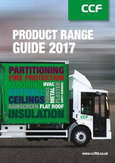 Product Range Guide 2017