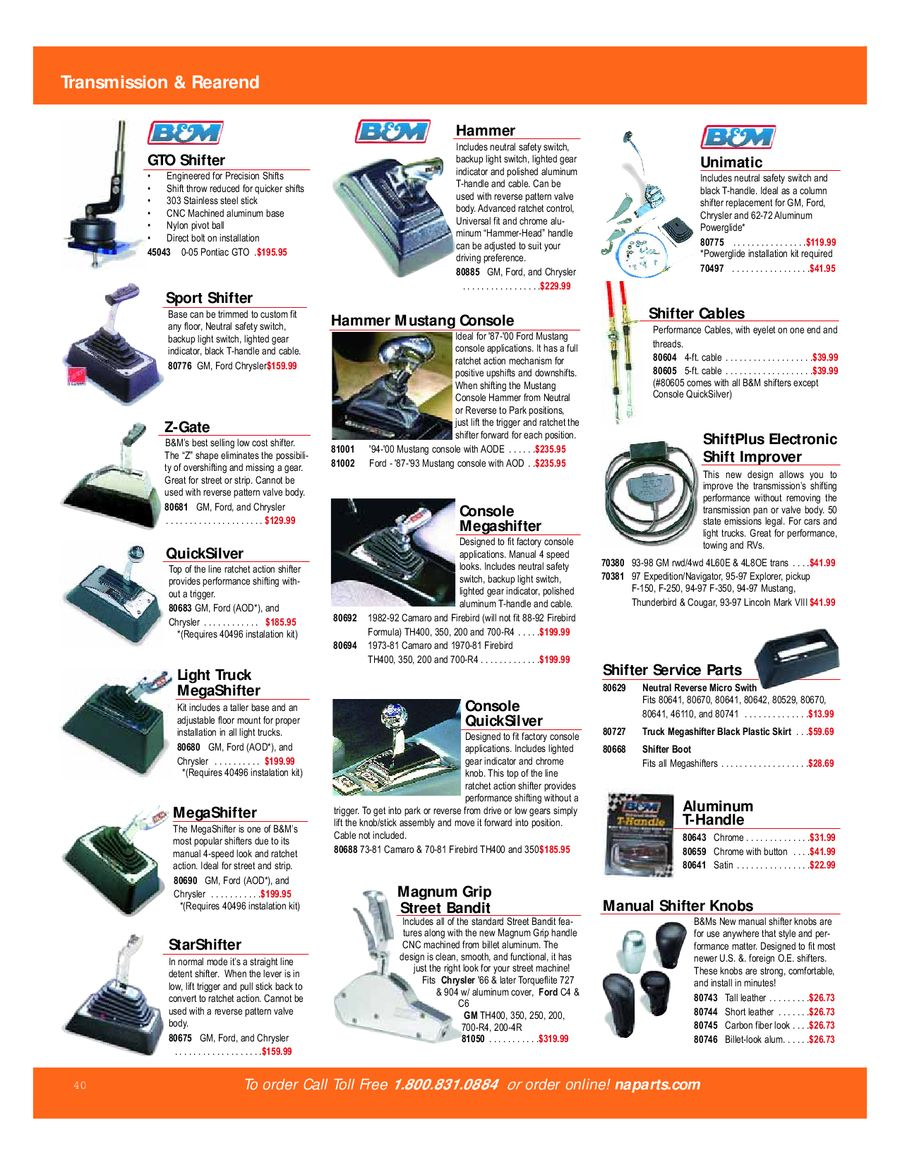 Page 40 Of Issue 89 Ford Backup Light Switch Location P 132