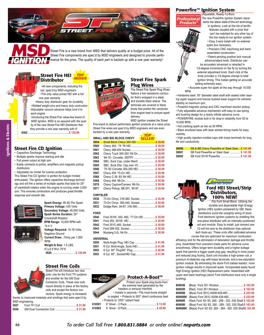 Page 50 Of Issue 97 Chevy Wiring Msd 8570 P 99