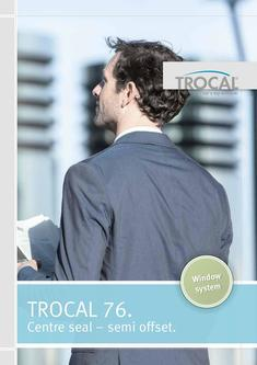 TROCAL 76 centre seal semi-offset 2017