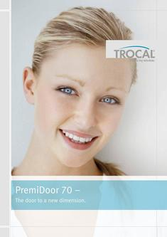 TROCAL PremiDoor 70 2017