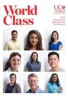 International Student Guide 2017