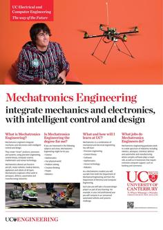 Mechatronics engineering 2017