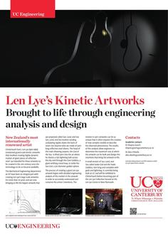 Kinetic Artworks 2017