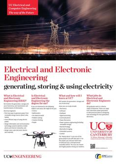 Electrical and electronic engineering 2017