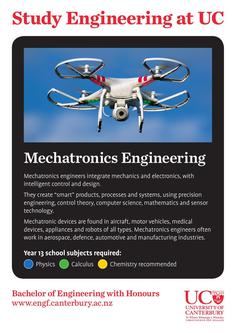 Mechatronics-engineering 2017