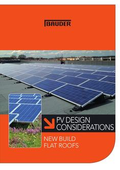 PV Design Considerations 2017