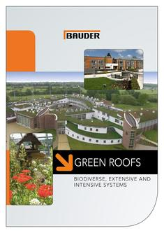 Green Roof Systems 2017