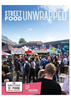 Street Food Unwrapped 2017