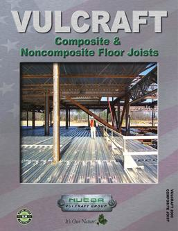 Composite and Noncomposite Floor Joists 2017