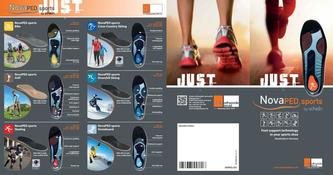 NovaPED sports Flyer 2013
