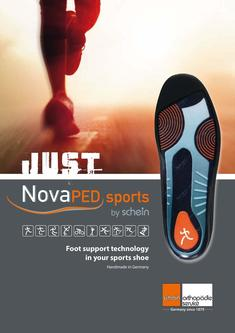 NovaPED sports 2013