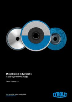 Distribution industrielle Catalogue d'outillage 2016 (French)