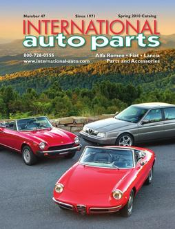 Alfa Romeo Spider In Car Parts Spring By International - Parts for alfa romeo spider