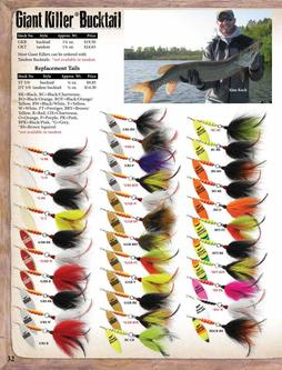 Giant Killer® Bucktail 2017