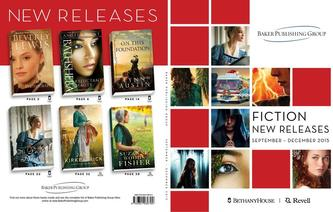 Fiction Books Fall 2015
