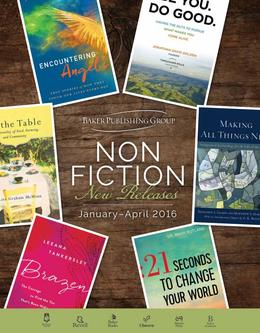 Nonfiction Books Spring 2016