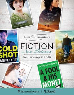 Fiction Books Spring 2016