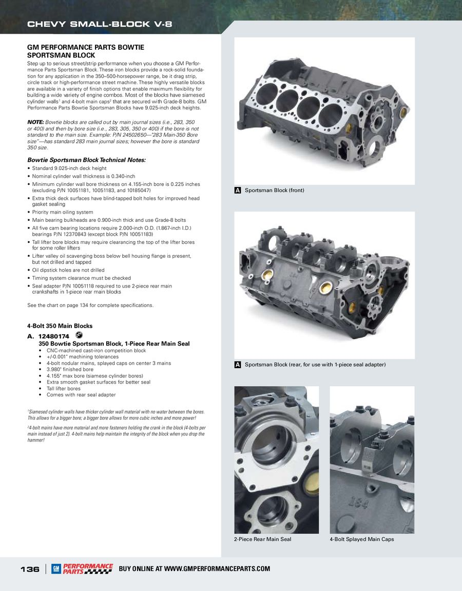 Page 136 of 2010 GM Performance Parts