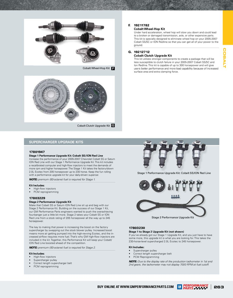 Page 266 of 2010 GM Performance Parts
