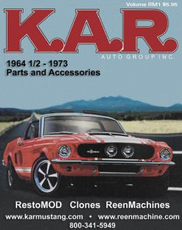 K.A.R. Restomod Catalog