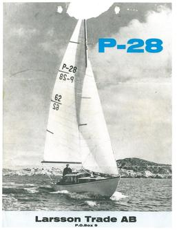 P 28 brochure from the 1950s