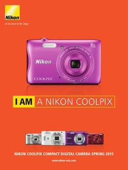 2015 Spring COOLPIX Line-up Phase 1