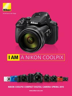 2015 Spring COOLPIX Line-up Phase 2