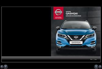 New Qashqai Accessory Brochure 2017.10