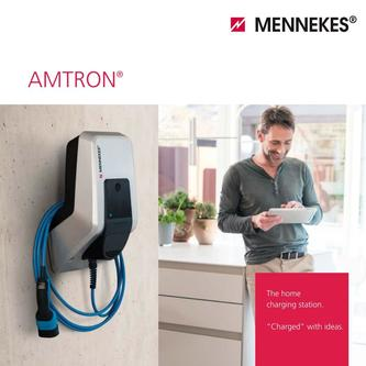 AMTRON® The home charging station 2017