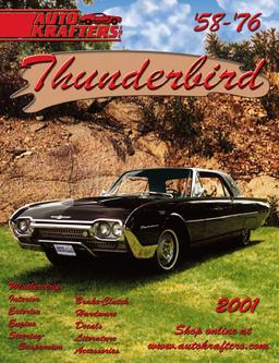 Thunderbird Parts and Accessories 2001
