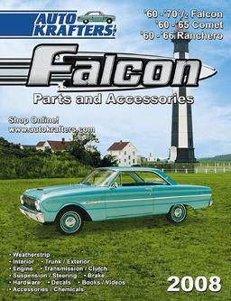Falcon Parts and Accessories 2008
