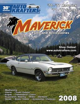 Maverick Parts & Accessories 2008