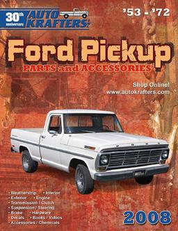 53-72 Ford Pick-Up parts and accessories 2008
