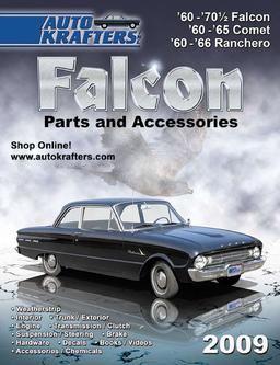 Falcon parts and accessories 2009