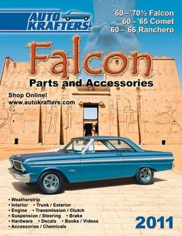 Falcon parts and accessories 2011 part 1