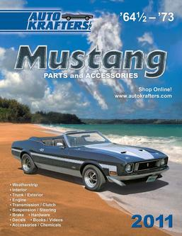 Mustang parts and accessories 2011 part 1
