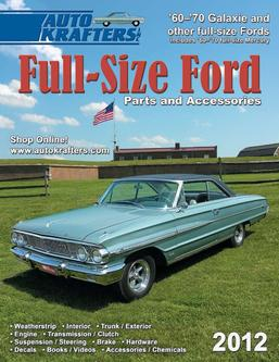 60-70 Fullsize Fords & Mercurys Parts & Accessories 2012 Part 1
