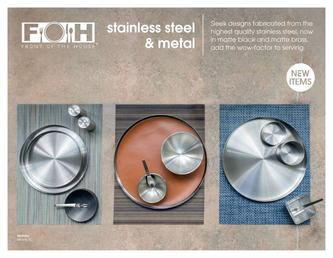 Stainless Steel New Items 2017