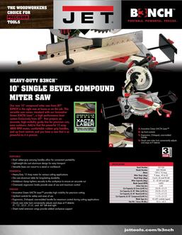 10 inch Compound Miter Saw 2017