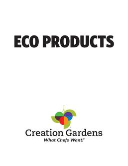 Eco Products (all) 2017
