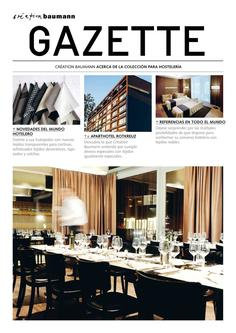 Gazette Hospitality 2018 (Spanish)