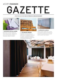 Gazette Dimming 2018 (French)