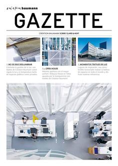 Gazette Glare & Heat 2018 (Spanish)