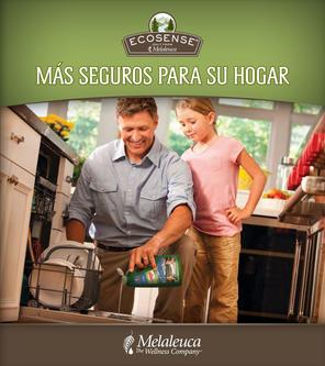 EcoSense™ Safer For Your Home 2017 (Spanish)