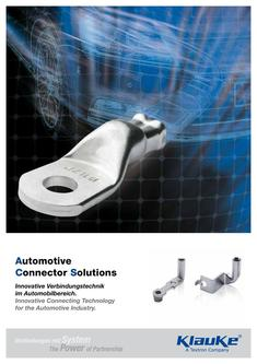 Automotive Connector Solutions 2017