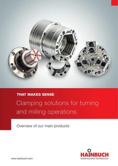 Modular system for turning and milling operations 2017
