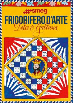 Frigorifero Arte collection 2017
